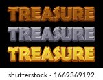 the set of treasures logo is...