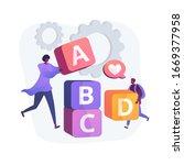 primary school education.... | Shutterstock .eps vector #1669377958