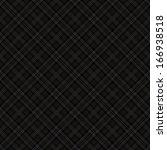 Black Tartan Check Background.