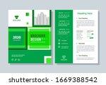 creative brochure layout.... | Shutterstock .eps vector #1669388542