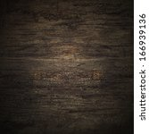 vintage retro style   wood... | Shutterstock . vector #166939136