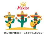 Viva Mexico Banner....