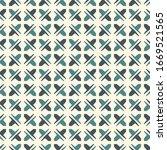 geometric seamless pattern.... | Shutterstock .eps vector #1669521565