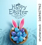 Easter Poster And Banner...