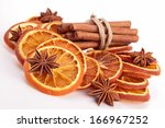 Cinnamon Anise And Dried Orange