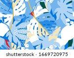 bright  multi color seamless...   Shutterstock .eps vector #1669720975
