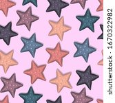 seamless pattern of...   Shutterstock .eps vector #1670322982