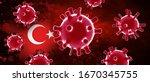 novel coronavirus disease named ...   Shutterstock . vector #1670345755