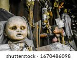 Creepy Old Dolls In The...