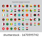 organisation of islamic...   Shutterstock .eps vector #1670595742