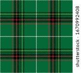 tartan plaid seamless pattern...   Shutterstock .eps vector #1670992408