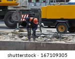 Construction Works On The...