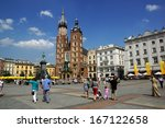 The Main Market Square In...