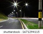 Led Illuminated Road Un...