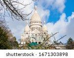 Paris  Basilica Sacre Coeur ...