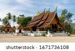 Luang Prabang  Laos   December...
