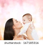 family  children  parenthood... | Shutterstock . vector #167185316