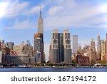 new york city  ny   oct 29 ... | Shutterstock . vector #167194172