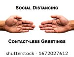 Social Distancing And Contact...