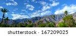 Nice Panorama Of Palm Springs ...
