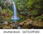 Escondida Waterfall And Pool...