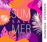 vector design promotional...   Shutterstock .eps vector #1672424155