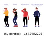 set of men with the main...   Shutterstock .eps vector #1672452208