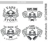 Duck Head Vapor E Cigarette...