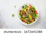 Fresh Vegetables  Tuna  Eggs ...