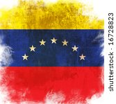 flag of venezuela | Shutterstock . vector #16728823