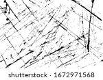 vector scratched grunge orban... | Shutterstock .eps vector #1672971568