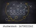 Football Game Plan On...