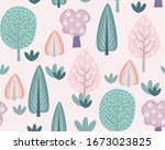 hand drawn vector abstract... | Shutterstock .eps vector #1673023825