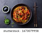 Stir Fry Noodles With...