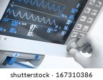 Medical Electronics. Monitor...