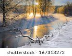 Scandinavian Small River In...