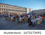 Venice  Italy   August 16  2018 ...