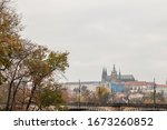 Panorama Of The Old Town Of...