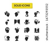 anatomy icons set with forward...