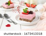 Fit And Healthy Strawberry...