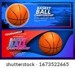 Basketball Tournament  Modern...