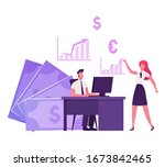 business people characters... | Shutterstock .eps vector #1673842465