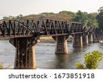 The Famous Railroad Bridge Over ...