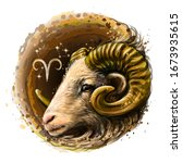 Aries Is A Sign Of The Zodiac....
