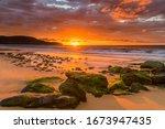 Colourful Sunrise Seascape Fro...
