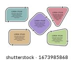 quote design  vector template... | Shutterstock .eps vector #1673985868