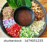 Miang Kham  Spicy Leaf Wrap Is...