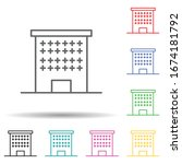 building multi color set icon....