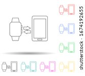 synchronize smart watches with...