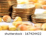 commodity market   futures and... | Shutterstock . vector #167424422